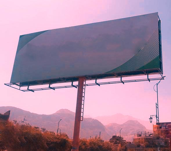 dr.orfli - road saudi advertising banner 9